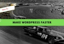 how to make wordpress load faster